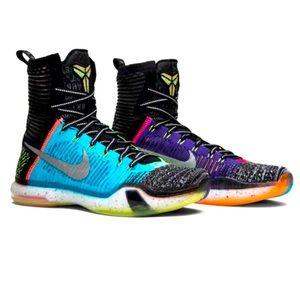 Nike Kobe 10 Elite high basketball shoes